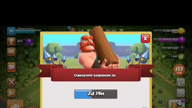 Kristall-Liga 2 ?! Clash of Clans