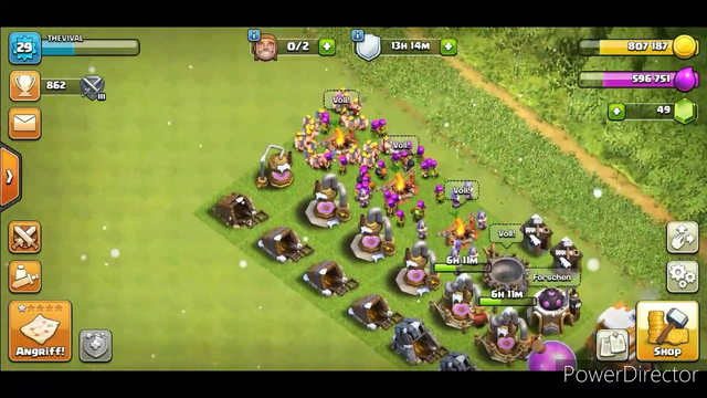 COC (Clash of Clans) comunoty test