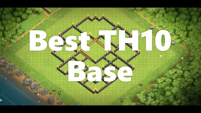 Clash of Clans Rathaus 10 Base ( beste Rathaus 10 Base ever!!!!! ) Mit Link