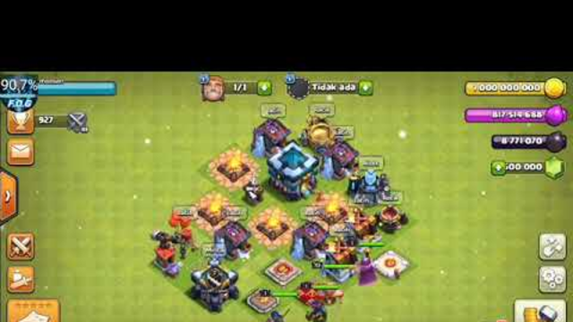 Script coc mod new 1 2   clash of clans Indonesia