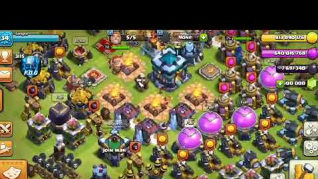 Script coc mod v1 1  clash of clans Indonesia