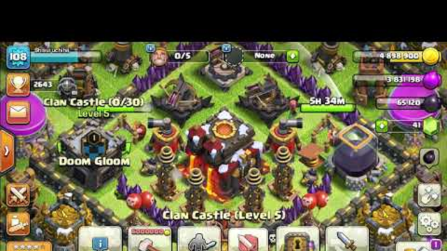 Clash of clans need members