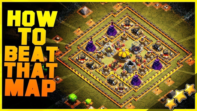 How To Three Star High Pressure COC. TH8,TH9,TH10,TH11,TH12