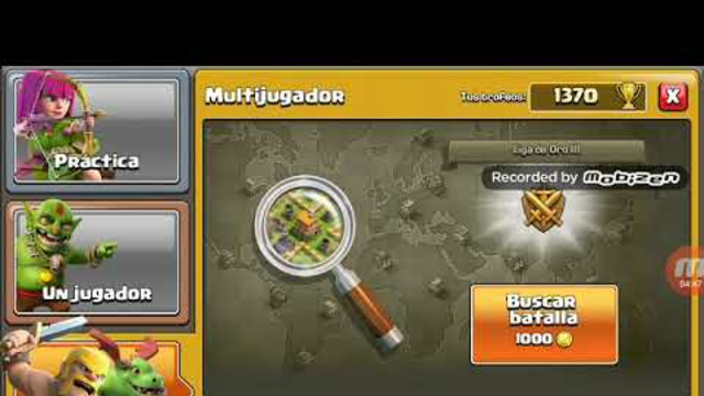Mi aldea ^clash of clans