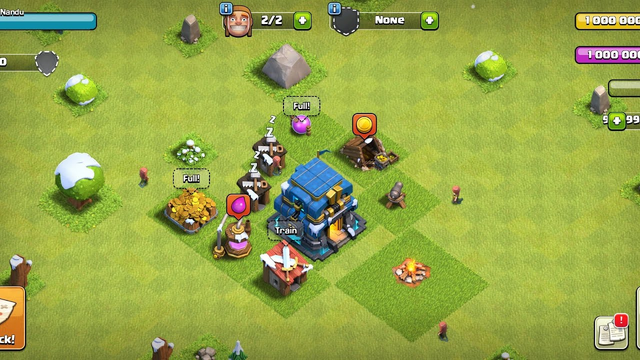 Town hall 1 to 12 in one minute|Clash Of Clans